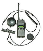 Гарнитура связи телефонно микрофонная ПТС ТЕРЦИЯ