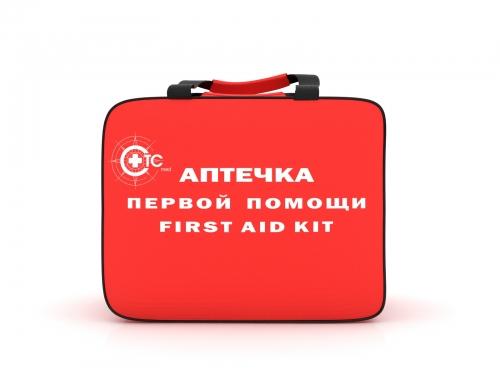 Аптечка для оказания первой помощи работникам Сумка