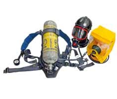 Дыхательный аппарат со сжатым воздухом ПТС Базис