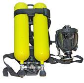 Дыхательный аппарат со сжатым воздухом ПТС Фарватер