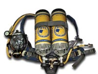 Дыхательный аппарат со сжатым воздухом ПТС Профи А