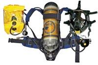 Дыхательный аппарат на сжатом воздухе ПТС Профи М для пожарных