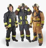 Боевая одежда пожарных спасателей БОП I СПАС