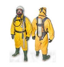 Радиационно защитный комплект одежды для пожарных РЗК М