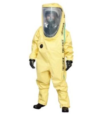 Термоагрессивостойкий костюм химической защиты Треллкем Супер 162 02