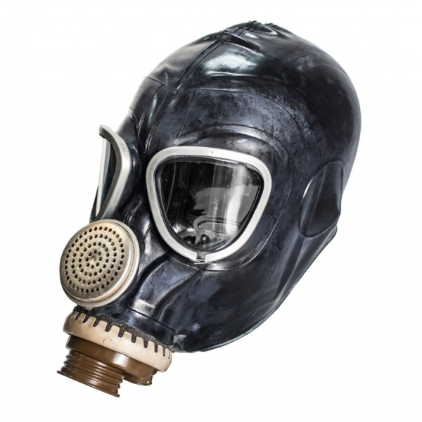 Шлем маска ШМ 2012 для противогазов