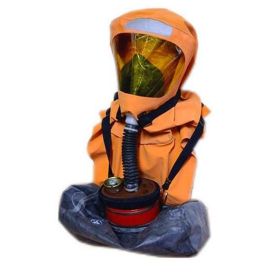 Самоспасатель промышленный изолирующий СПИ 20 противопожарный