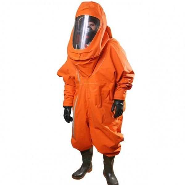 Термоагрессивостойкий изолирующий костюм ТАСК