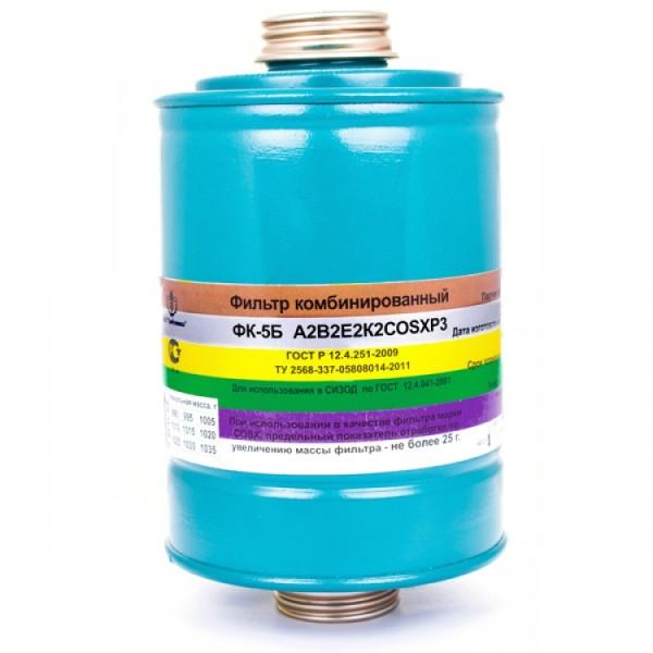 Фильтр комбинированный ФК 5Б марки A2B2E2K2COSXP3D