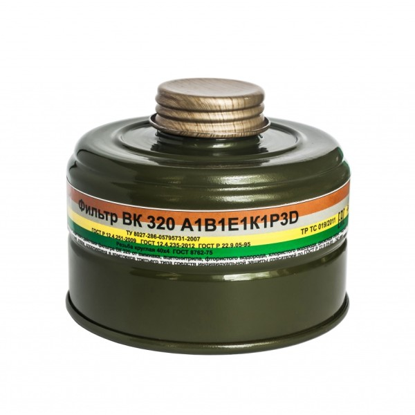 Фильтр ВК 320 А1B1Е1К1P3D