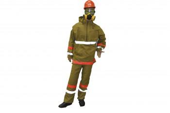 Костюм термостойкий пожарного добровольца КЗЭПД ШАНС Д