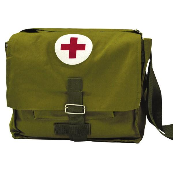 Укладка сумки санитарной по приказу N61Н