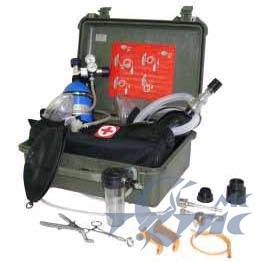 ДП 11 аппарат искусственной вентиляции легких ручной полевой