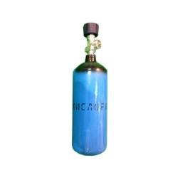 Баллон кислородный стальной 1 л