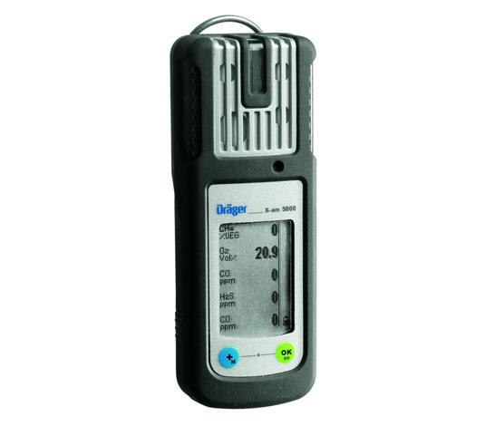 Многоканальный газоанализатор Drager X аm 5000