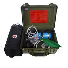 Аппарат искусственной вентиляции легких ручной полевой ДП 11