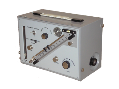 Прибор контроля респираторов ПКР 1