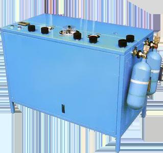 Кислородный дожимающий компрессор