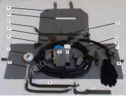 Комплект дегазационный ИДК 1М