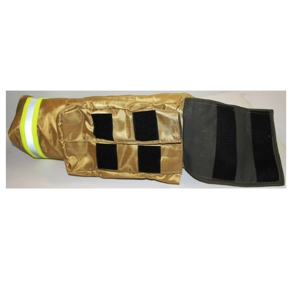 Чехол для баллона защитный из огнестойкой ткани с вкладышами